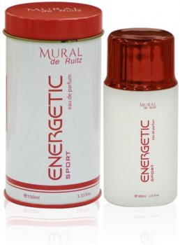 Парфюмированная вода для мужчин Mural Energetic Sport 100 мл (6291106810127)