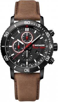 Чоловічий годинник Wenger W01.1843.107