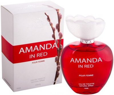 Туалетная вода для женщин Lotus Valley Amanda in Red (Armand Basi) 100 мл (6291104323124)