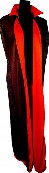 Плащ Seta Decor 11-251 Дракула M Черно-красный (2000036624018)