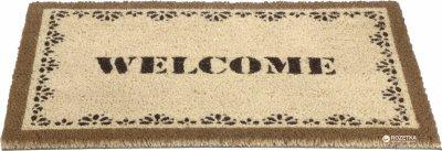 Придверний килимок Home&Styling Collection Welcome 40x60 см A35400500