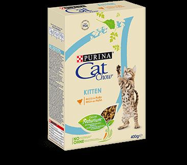 Сухой корм для котят Cat Chow Kitten с курицей RedClub