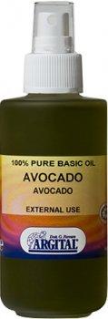 Чиста базова олія для тіла Argital Авокадо 125 мл (8018968092052)