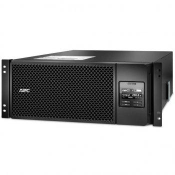 Пристрій безперебійного живлення APC Smart-UPS SRT 6000VA RM (SRT6KRMXLI)