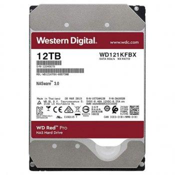"Жорстку диск 3.5"" 12TB Western Digital (WD121KFBX)"