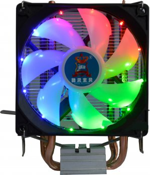Кулер Cooling Baby R90 Color Led