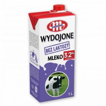 Молоко МЛЕКОВИТА УВТ безлактозное 3,2% 1л