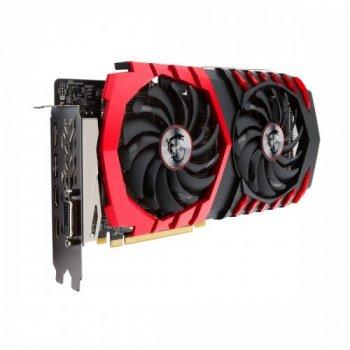 Видеокарта Msi Pci-Ex Radeon Rx 470 Gaming X 4Gb Gddr5 (256Bit) (1242/6600) (Dvi, 2 X Hdmi, 2 X Displayport) (Radeon Rx 470 Gaming X 4G)