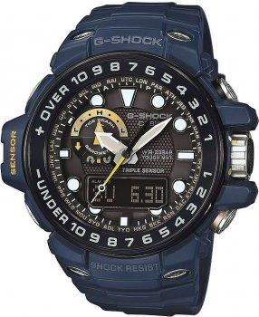 Чоловічі годинники CASIO GWN-1000NV-2AER