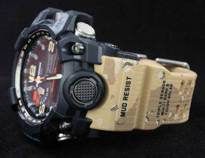 Чоловічі годинники CASIO GWG-1000DC-1A5ER