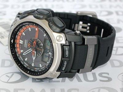 Чоловічі годинники CASIO PRW-5000-1ER