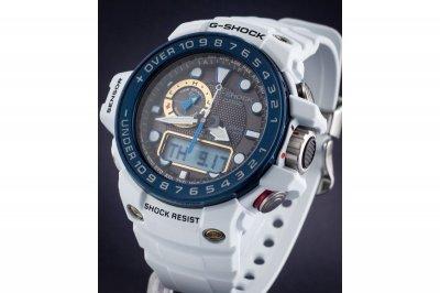 Чоловічі годинники CASIO GWN-1000E-8AER