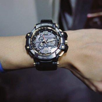 Чоловічі годинники CASIO GPW-1000GB-1AER