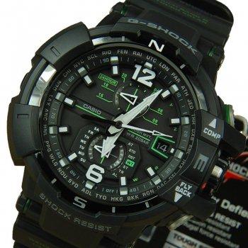 Чоловічий годинник CASIO GW-A1100-1A3ER