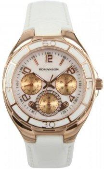 Жіночі годинники ROMANSON RL0357UURGWH