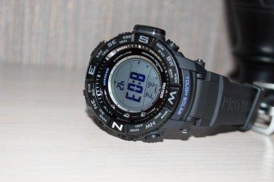 Чоловічі годинники CASIO PRW-3510Y-1ER
