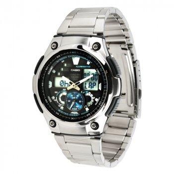 Чоловічий годинник CASIO AQ-190WD-1AVEF
