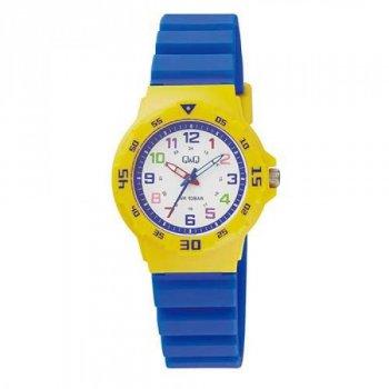 Дитячі годинник Q&Q VR19J011Y Жовтий