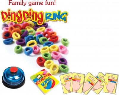 Гра Kingso Toys Ding Ding Ring (6910010107597)