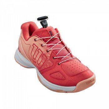 Кросівки Wilson KAOS QL PEACH/PAPAY/INK рожевий WRS326320E0