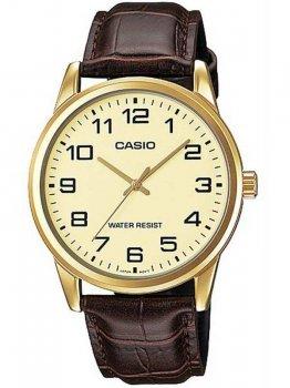 Чоловічий наручний годинник Casio MTP-V001GL-9BUDF
