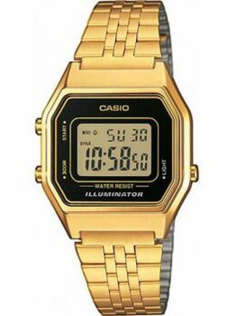 Жіночі наручні годинники Casio LA680WEGA-1ER