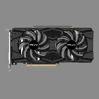 Відеокарта PNY GeForce RTX 2060 SUPER 8GB Dual Fan GDDR6 256 bit (VCG20608SDFPPB)