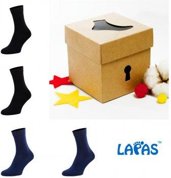 Набор носков Lapas 4P-210-214 (4 пары) Разноцветный W