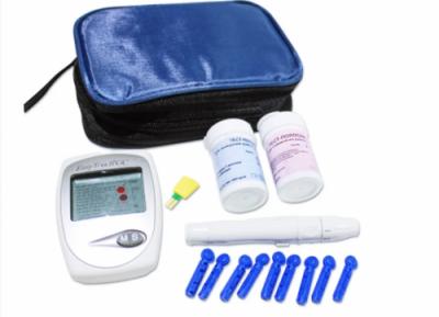 Глюкометр Easy Touch Аппарат для измерения уровня глюкозы и мочевой кислоты в крови (AIR000030)