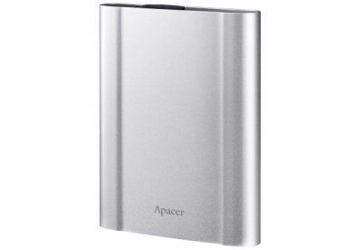 Зовнішній жорсткий диск 2Tb Apacer AC730 Silver 2.5' USB 3.1 (AP2TBAC730S-1)
