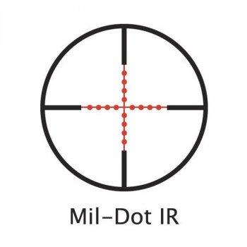 Приціл оптичний Barska SWAT Extreme 6-24x44 SF (IR Mil-Dot)