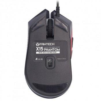 Мышь игровая Fantech Phantom X15 Black