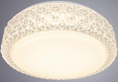 Світильник стельовий Arte Lamp A1568PL-1CL CELESTE 12W LED білий (A1568PL-1CL)