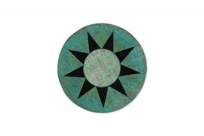 Килим Sitap Star black (81151) (Ø240 див.)