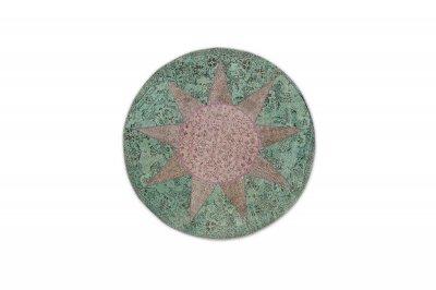 Килим Sitap Star grey (81153) (Ø240 див.)