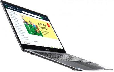 Ноутбук Vinga Iron S140 (S140-P508256G) Grey