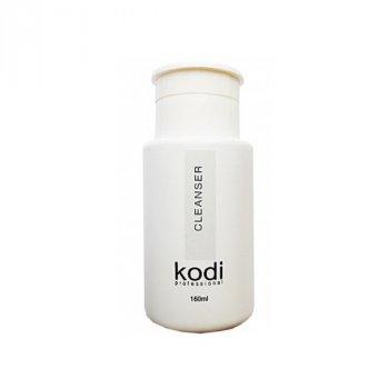 Засіб для зняття липкого шару Kodi Professional Gel Cleanser 160 мл