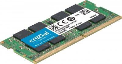 Оперативна пам'ять Crucial SODIMM DDR4-3200 32768MB PC4-25600 (CT32G4SFD832A)