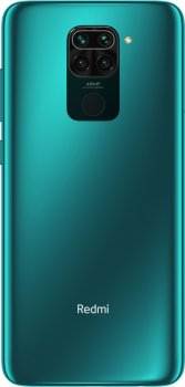 Мобильный телефон Xiaomi Redmi Note 9 4/128GB Forest Green