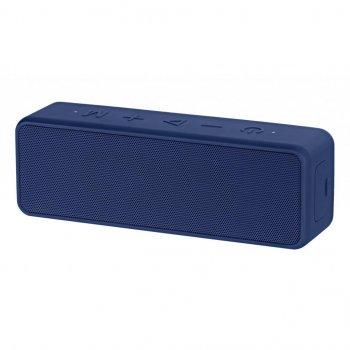 Акустична система 2E SoundXBlock TWS, MP3, Wireless Waterproof Blue