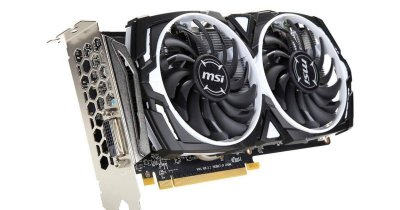 Видеокарта MSI RX470 Miner 8 Gb Samsung (MSI-RX470MINER8G) (F00206766)