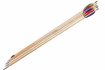 Стрела для лука Jandao W33 (дерево)