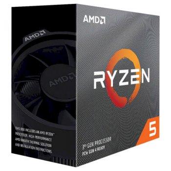 Процесор AMD Ryzen 5 3600X 4.4 ГГц Socket AM4 BOX (100-100000022BOX)
