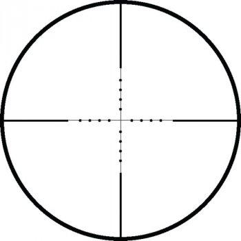Приціл оптичний Hawke Vantage 4-12x40 AO (Mil Dot)