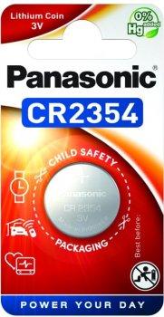 Батарейка Panasonic литиевая CR2354 блистер, 1 шт (CR-2354EL/1B)