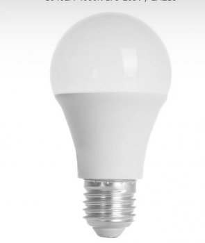 Лампа Lemanso св-ва 12W A60 E27 1040LM 6500K 175-265V / LM218