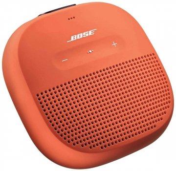 Портативна колонка Bose SoundLink Micro Black Помаранчевий