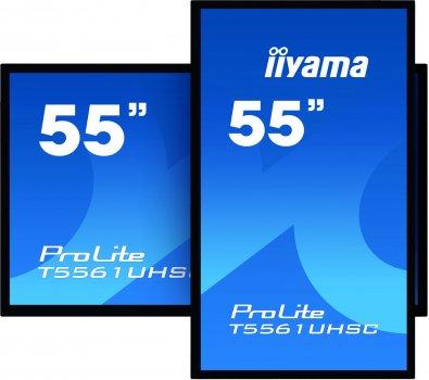 LCD панель iiyama T5561UHSC-B1