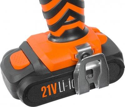 Акумулятор Daewoo для Daewoo DAA 2120Li 21 В Li-lon 1.5 А·год (B21V Li-Ion)