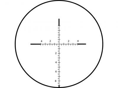 Приціл U. S. Optics MR-10 1.8-10x37 F1 марка GAP з підсвічуванням. МРАД
